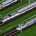 한국 열차 세트